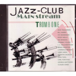 JAZZ CLUB MAIN STREAM TROMBONE