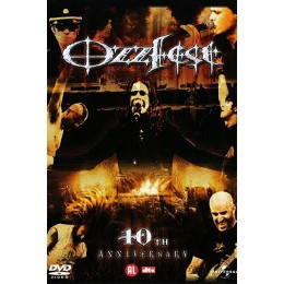 OZZFEST 10TH ANNIVERSARY
